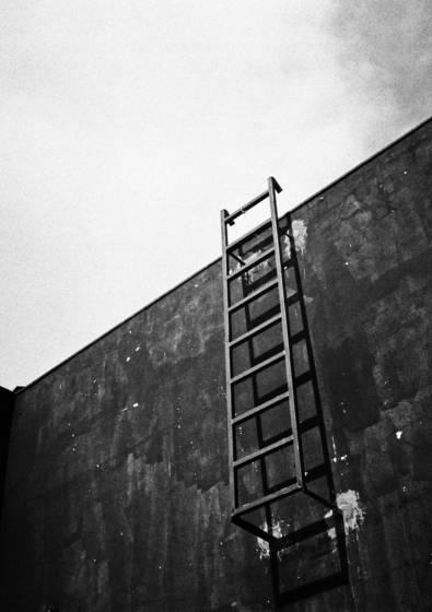 Stairway in p rola social club