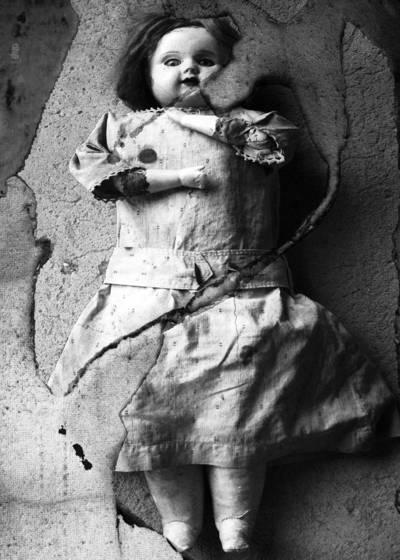 Abandoned doll 2