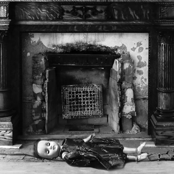 Abandoned doll 5