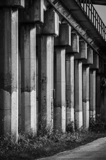 Choteau columns