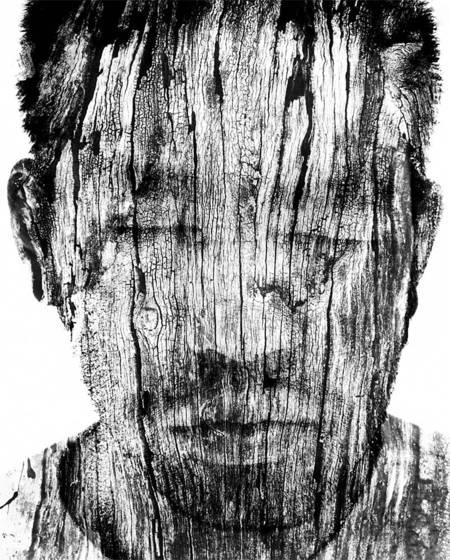 Allan on wood