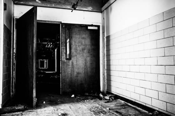Abandoned everglades memorial hospital 1