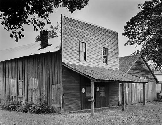 Walters blacksmith shop
