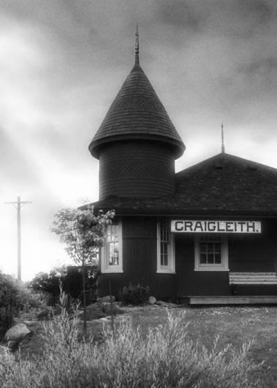 Craigleith depot