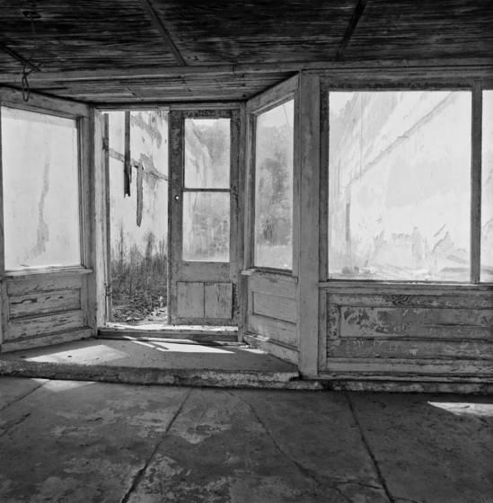 Abandoned near belzoni