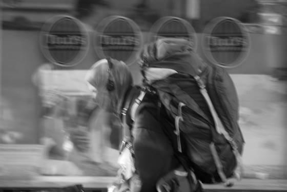 Seattle blurred