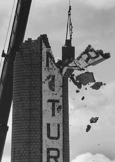 Kaufman demolition 2