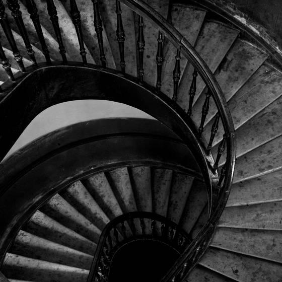Laviv stairway