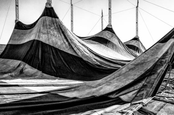 Tent canvas
