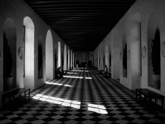 Royal hallway