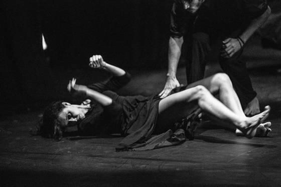 The dancer   9