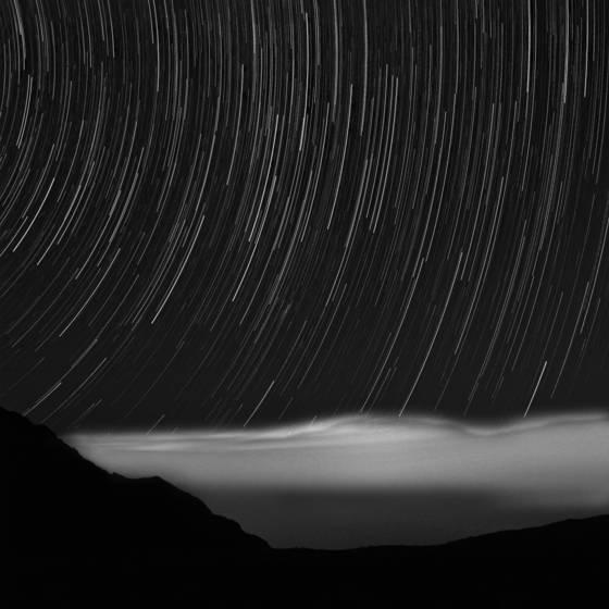 Starlight on the koolau gap