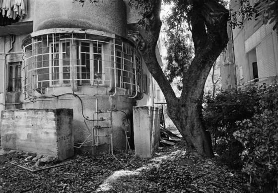 Back in haifa