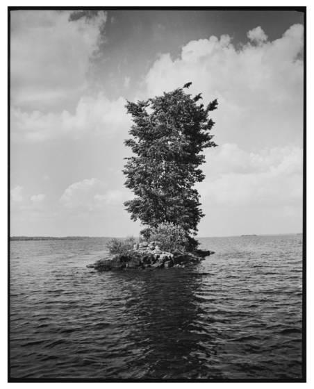 Vertical island