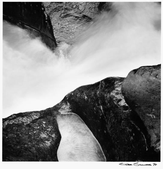Rock stream detail