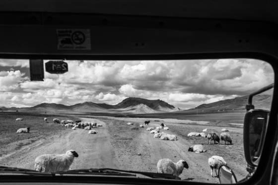 Mongolia highway