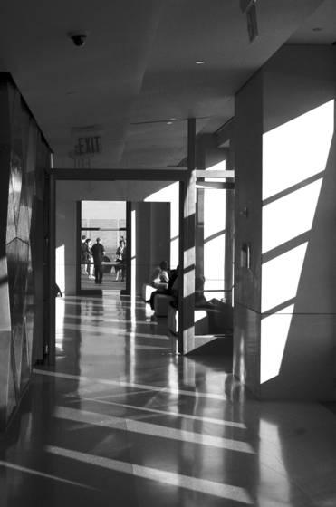 Tourist hall