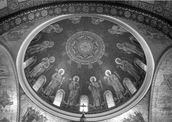Apostle dome