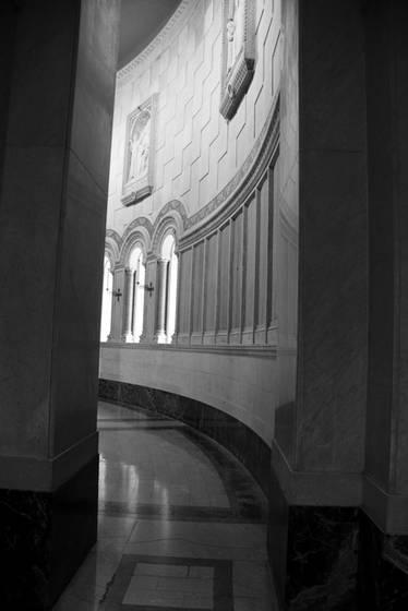 Basilica hall