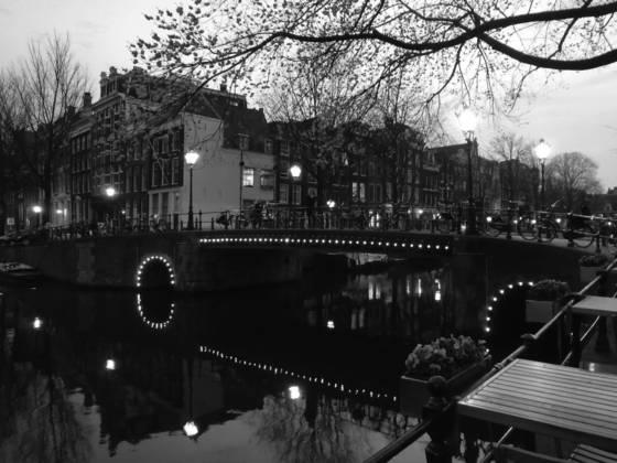 Bridge home  amsterdam