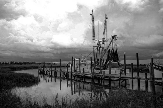 Docked in the lowcountry