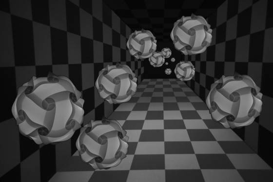 Inner dimensional spheres