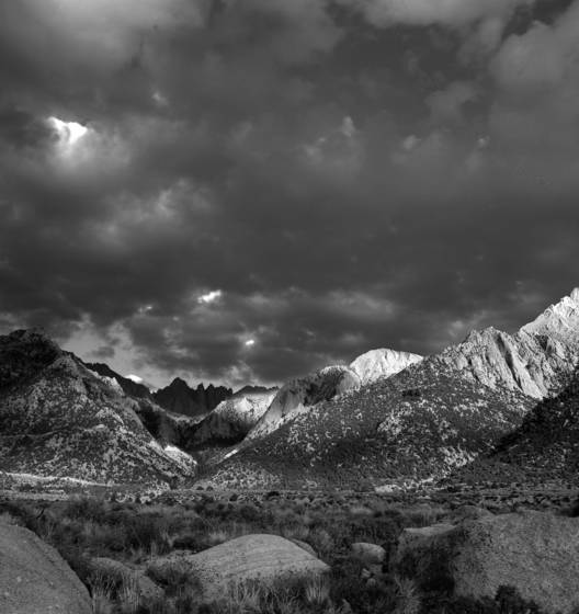Mt whitney and alabama hills