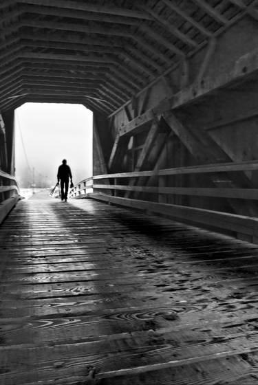 Covered bridge  eureka ca   2007