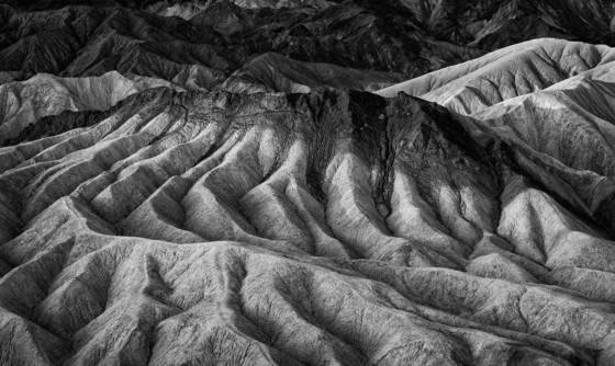 Valleys of stone