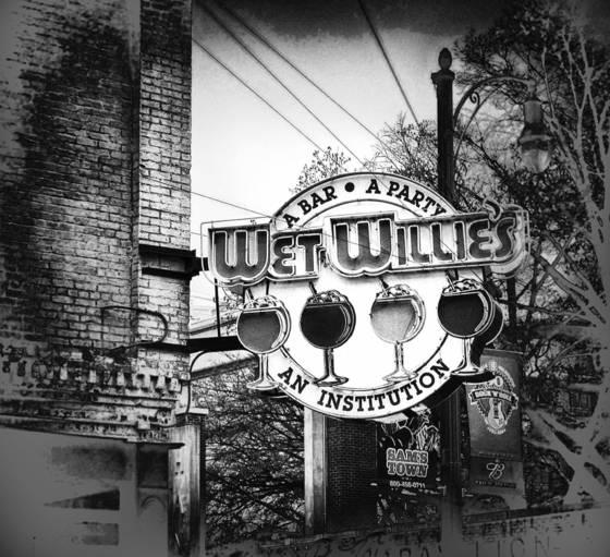 Wet willie s