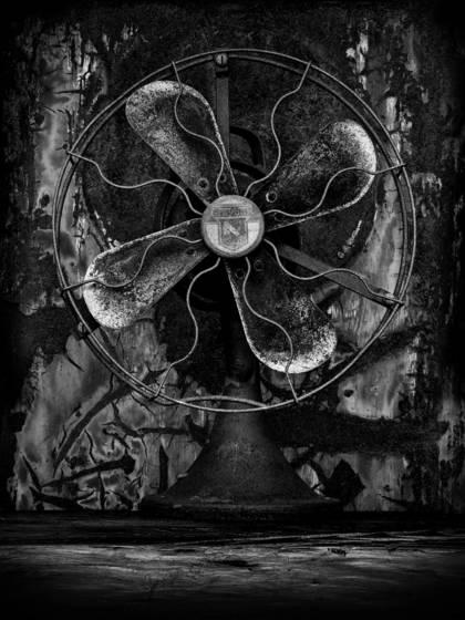 Graybar fan