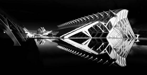 Reflections on calatrava
