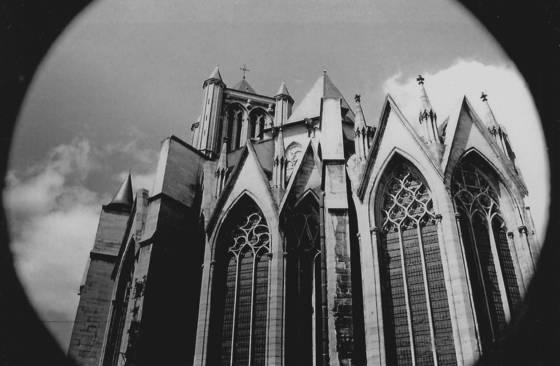 Ghent church