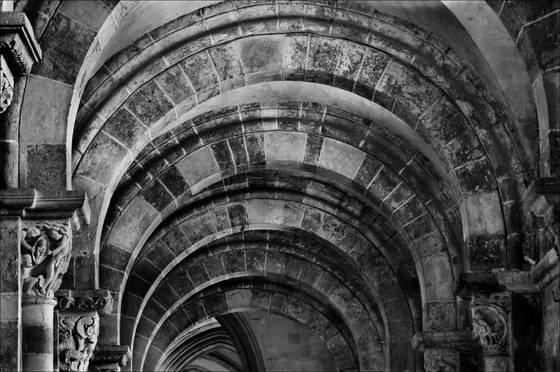 La basilique sainte madeleine de v zelay