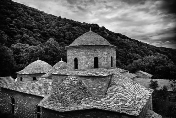 Monastery evangelistrias