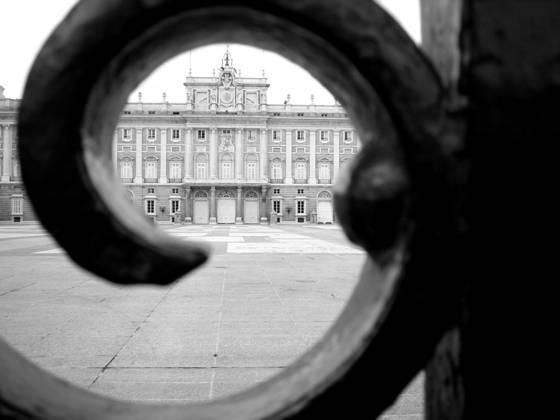 Madrid castle