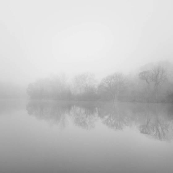 Newburgh lake fog