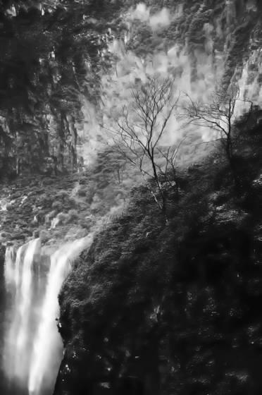 Falls near chuzenji