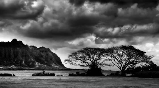Waiahole beach