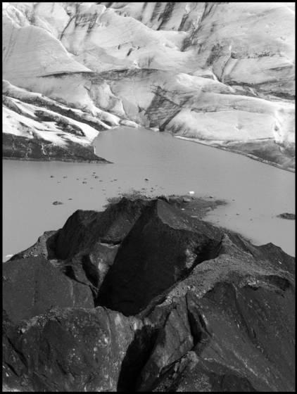 Skaftafelt island