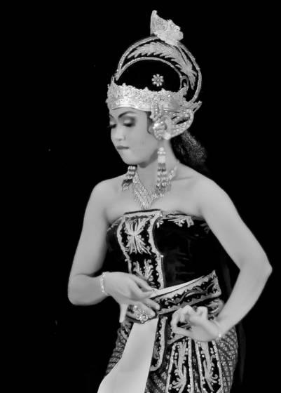 Javanese dancer