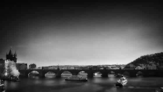 Vltava river 3
