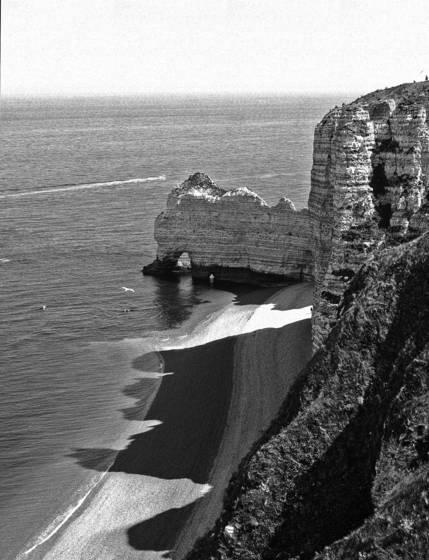 Cliffs of e  tretat