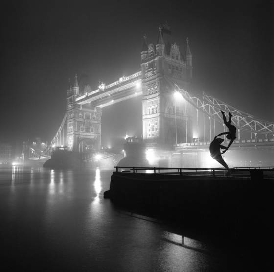 Tower bridge 3 33am
