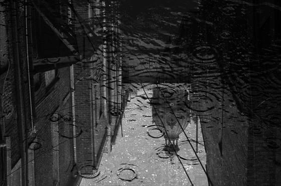 Wet alley