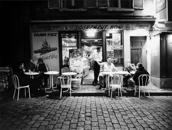 Montmartre public square