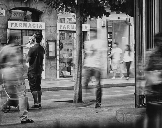 The street corner 07