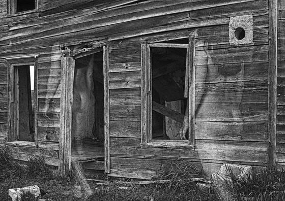 Farm ghosts