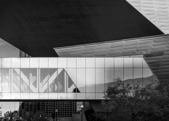 Art museum geometry
