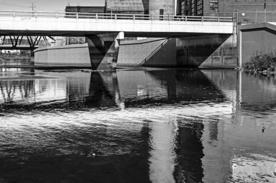Platte river reflections